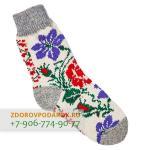 Зимние женские носки