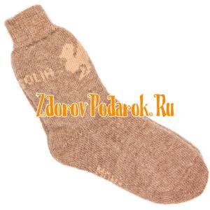 Носки из верблюжьей шерсти, Россия
