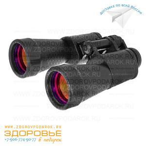Бинокль БПЦ 15х50 с рубиновым светофильтрующим покрытием