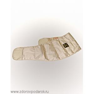 Пояс-корсет «Доктор Шунгит» из верблюжьей шерсти с шунгитовыми вставками
