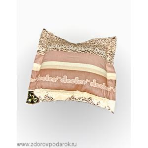 Подушка-саше из верблюжьей шерсти, с ароматным наполнителем из целебных трав