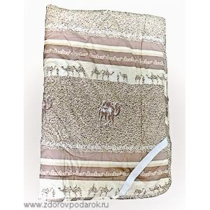 Наматрасник из верблюжьей шерсти двуспальный