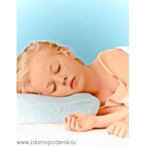 Подушка под голову стандартная для детей старше 3-х лет