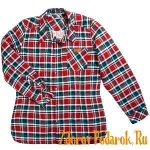 Рубашка женская утепленная, на подкладке из верблюжьей шерсти, разные цвета