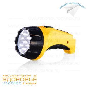 Аккумуляторный фонарь Яркий Луч LA-07
