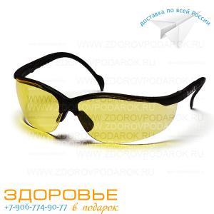 Очки защитные Pyramex Venture II желтые