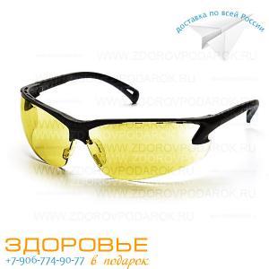 Очки защитные Pyramex Venture 3 желтые
