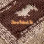 Пояс из верблюжьей шерсти вязаный, Монголия, серый
