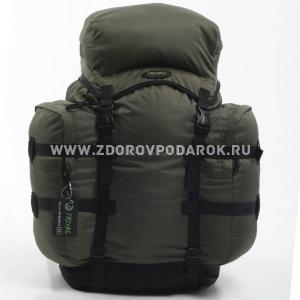 Рюкзак Кузьмич 70 зеленый