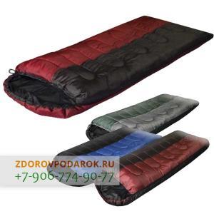 Спальник Привал Camp Bag Plus разного цвета