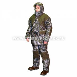 Костюм для зимней охоты и рыбалки Prival Байкал-1 Цифра