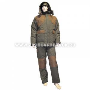 Костюм для зимней охоты и рыбалки Prival Байкал-4