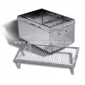 Коптильня Ольховый дым Престиж  КПр-1