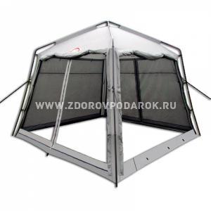 Садовый тент-шатер Campack Tent G-3501W (со стенками)