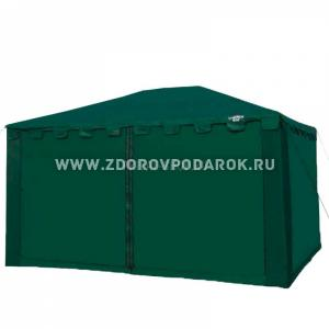 Садовый тент-шатер Campack Tent G-3401W (со стенками)