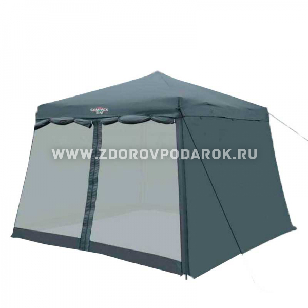 Садовый тент-шатер Campack Tent G-3413W (со стенками)