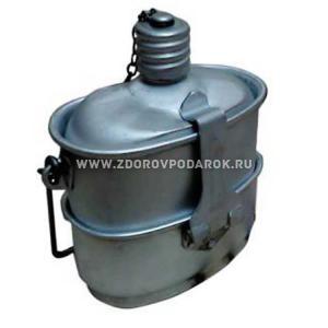 Котелок с флягой СССР  ВДВ-220