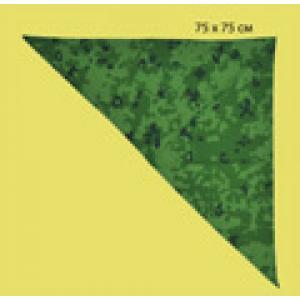 Косынка-треугольник 70х70см плотная