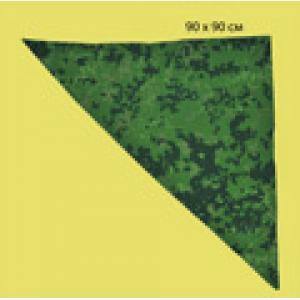 Косынка-треугольник 90х90см плотная