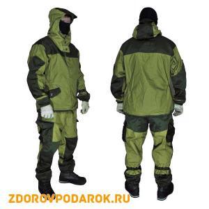 Костюм Горный-4 ветрозащитный «Горка»